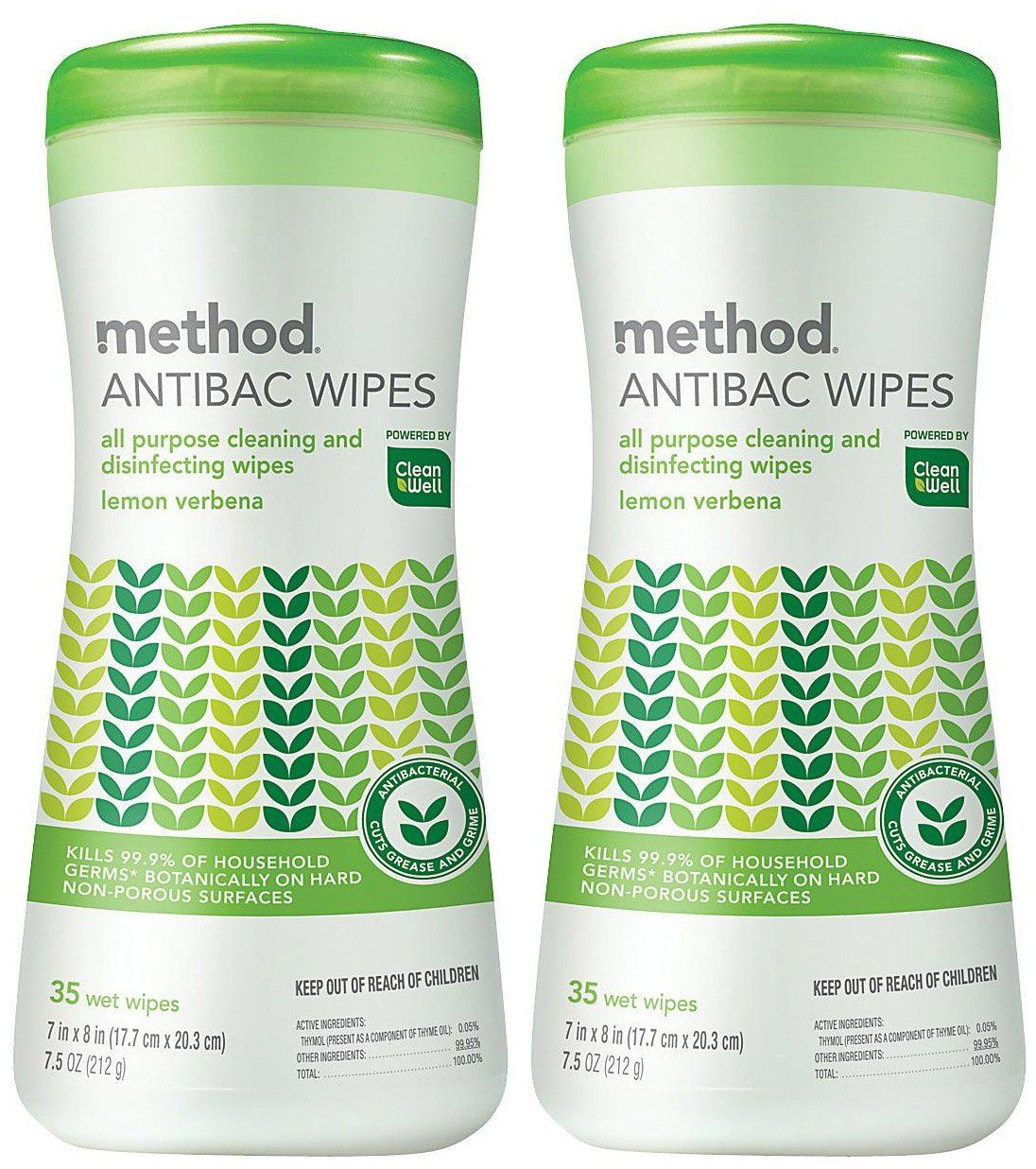 Method Antibac All Purpose Cleaning & Disinfecting Wipes