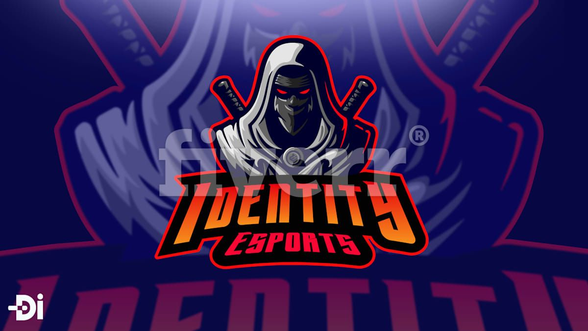 Design gaming and esportsyoutubetwitch logo esports