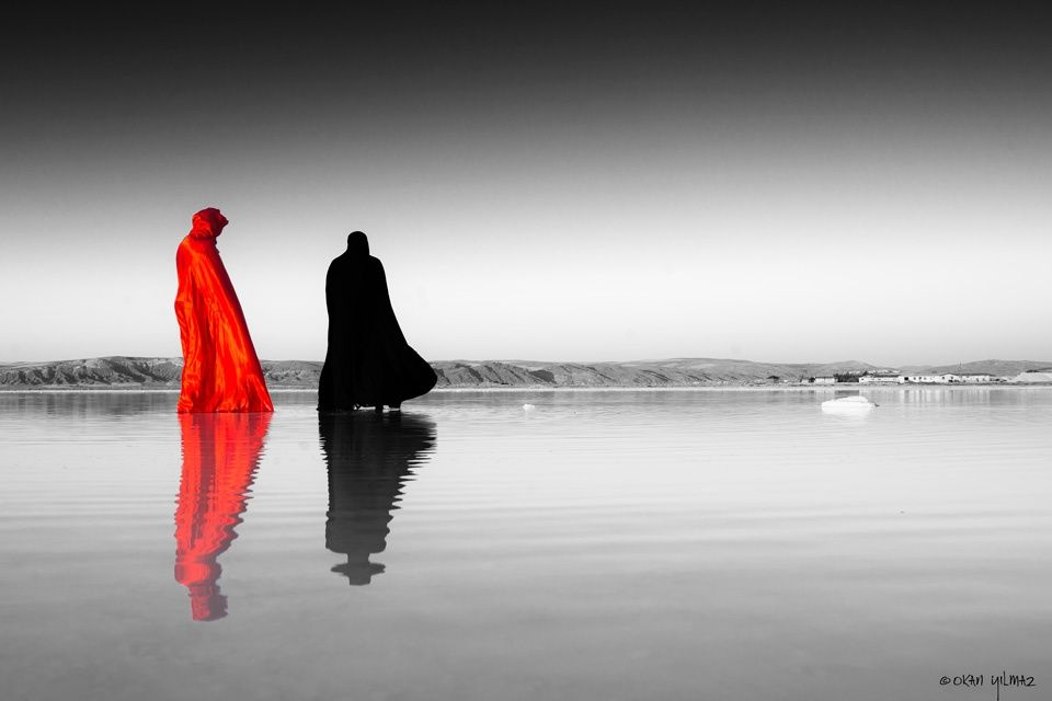 Black & Red by Okan YILMAZ on 500px