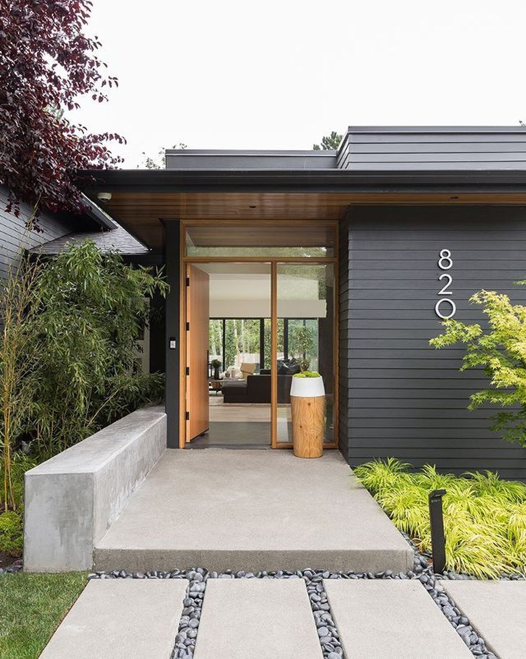 20 Unbelievably Beautiful Contemporary Home Exterior Designs: 20 Best Of Minimalist House Designs [Simple, Unique, And Modern]