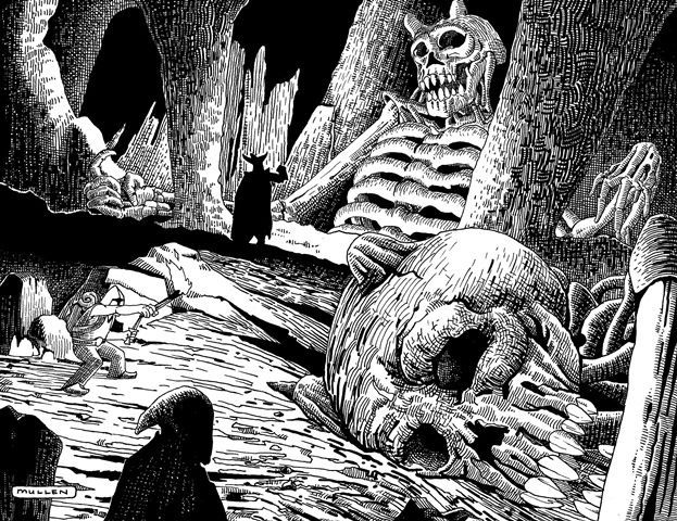 Giant Bones - Peter Mullen: