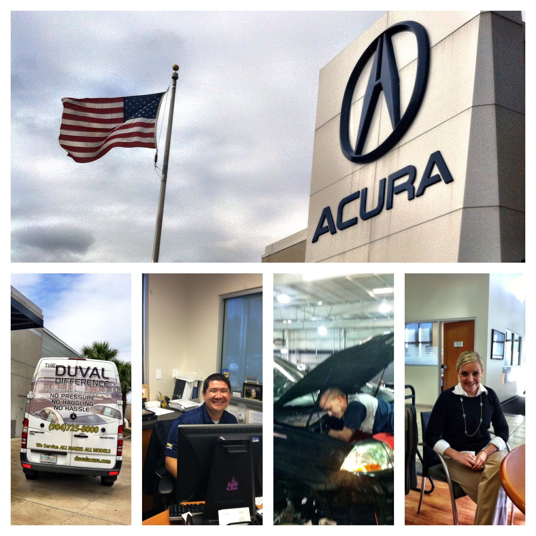 Duval Acura On Atlantic Blvd, Jacksonville FL. Come By To