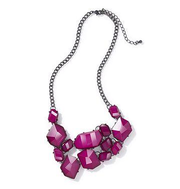 Joe Fresh Women's Statement Necklace