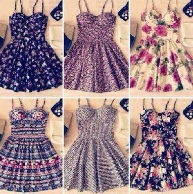 Sommer kleid tumblr