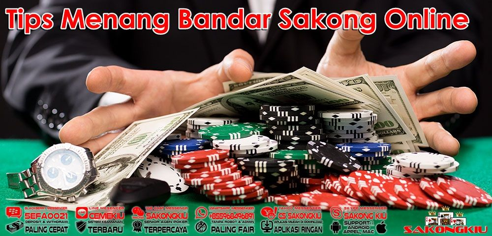 Pin on Situs Agen Bandar Sakong Online