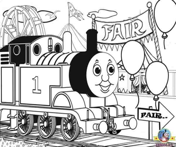 thomas the train coloring pages Google Search Thomas the Train