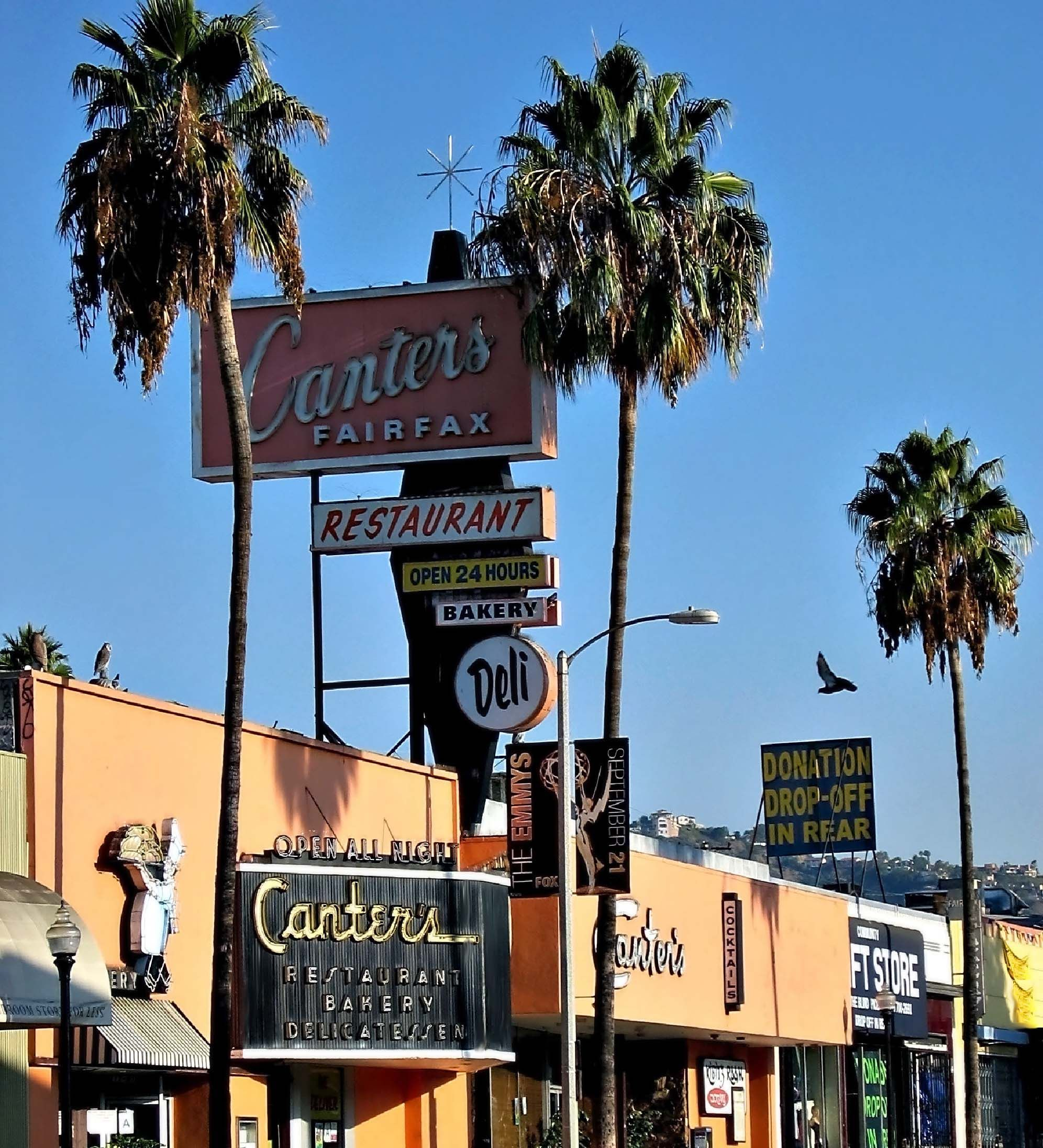 Canter S First Location Was In The Predominantly Jewish Neighborhood Of Boyle Heights On Brooklyn Avenue Now Cesar Chavez Ave