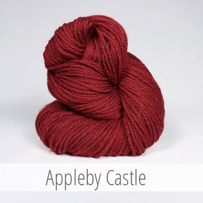 New for fall! The Fibre Co. Cumbria in Appleby Castle, available now!