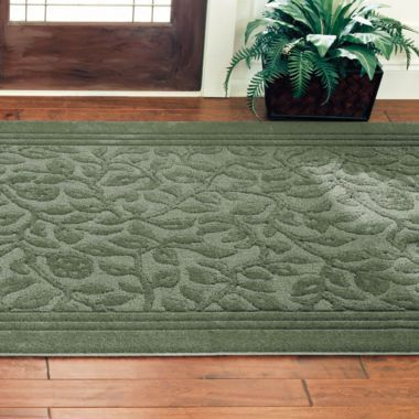 Jcpenney Home Wexford Washable Rectangular Rug Found At