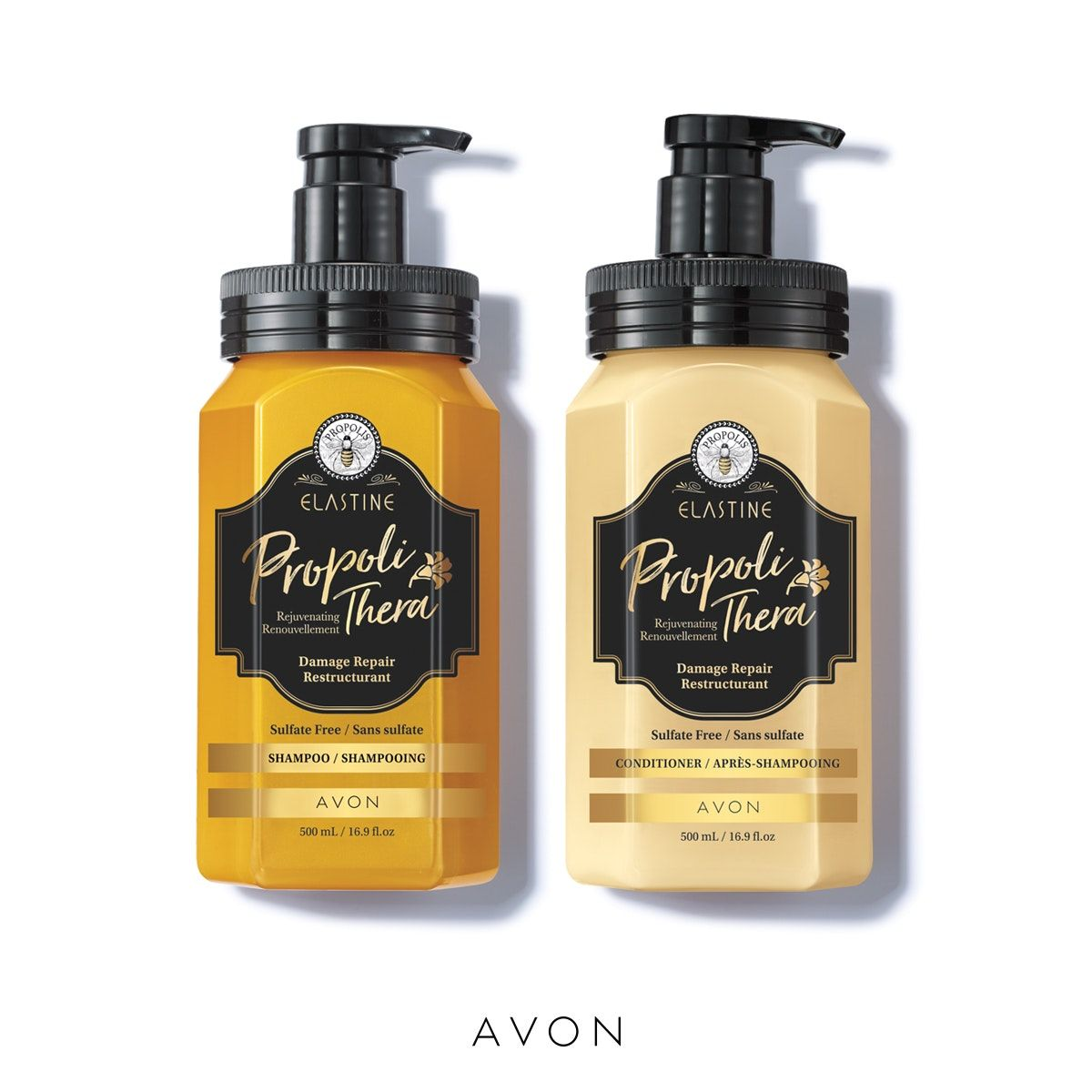 Catch the buzz! Try this haircare from bees Propoli thera