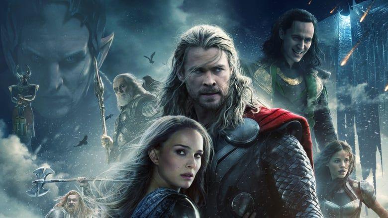 Sehen Thor The Dark Kingdom 2013 Ganzer Film Stream Deutsch Komplett Online Thor The Dark Kingdom 2013complete Film Deu Filme Superhelden Filme Ganze Filme