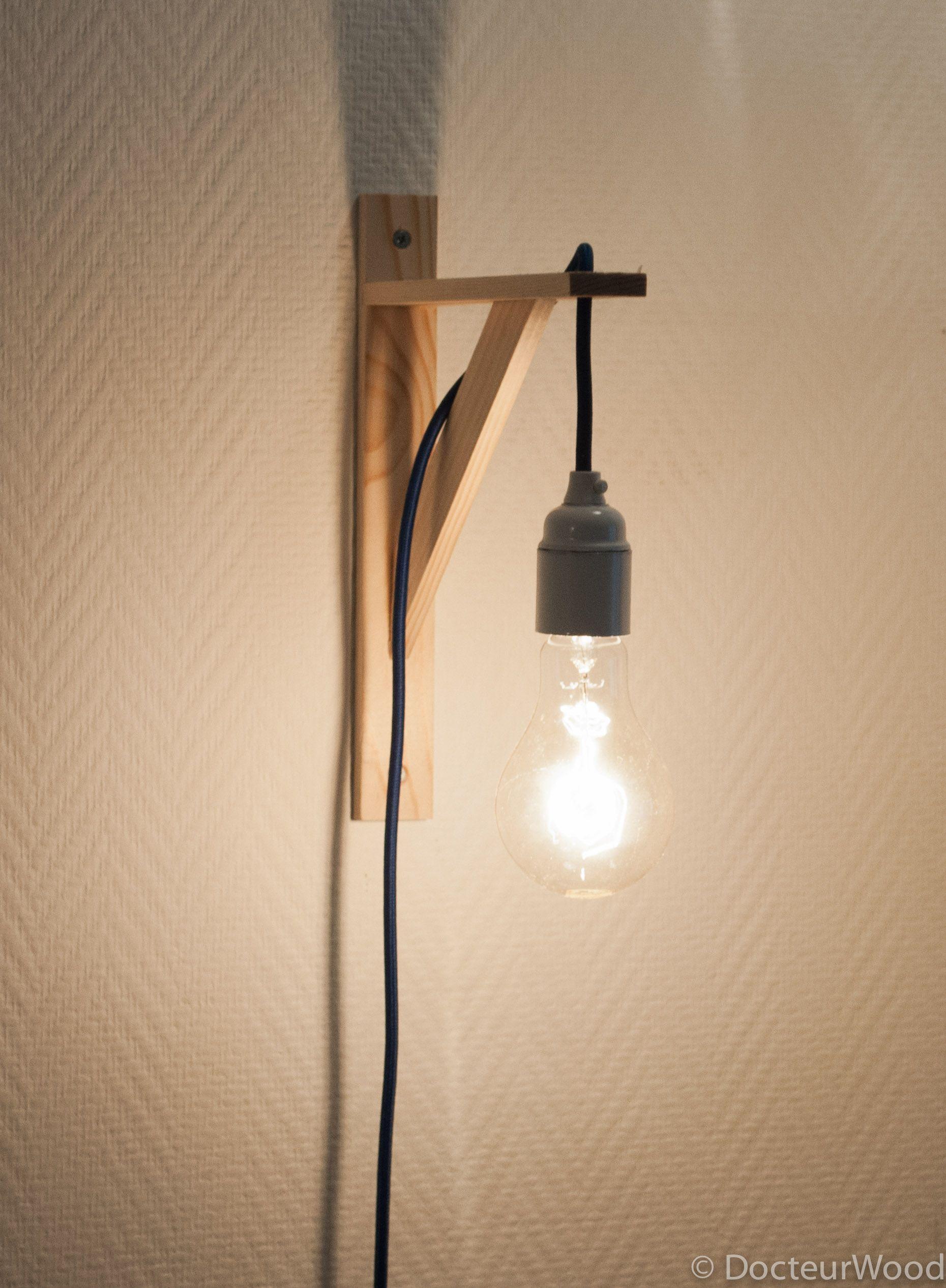 diy luminaire suspendu docteurwood 2 inspiration pinterest luminaire suspendu suspendu et. Black Bedroom Furniture Sets. Home Design Ideas