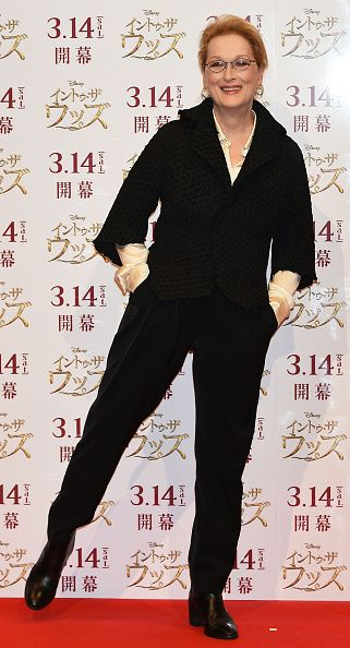 """""""Into the Woods"""" Photocall (Tokyo) - 046010 - Simply Streep"""