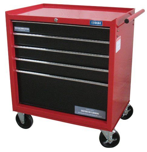 Delicieux Kodiak 74105 26 Inch 5 Drawer Rolling Tool Cabinet By Kodiak. $189.99.  Kodiak Tool Chests And Rolling Cabinets Are Engineered To Provide Years Of  Trouble ...