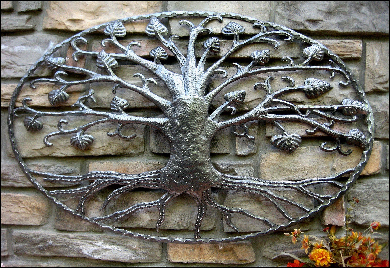 Metal Art Tree Outdoor Metal Art Metal Wall Art Tree Wall