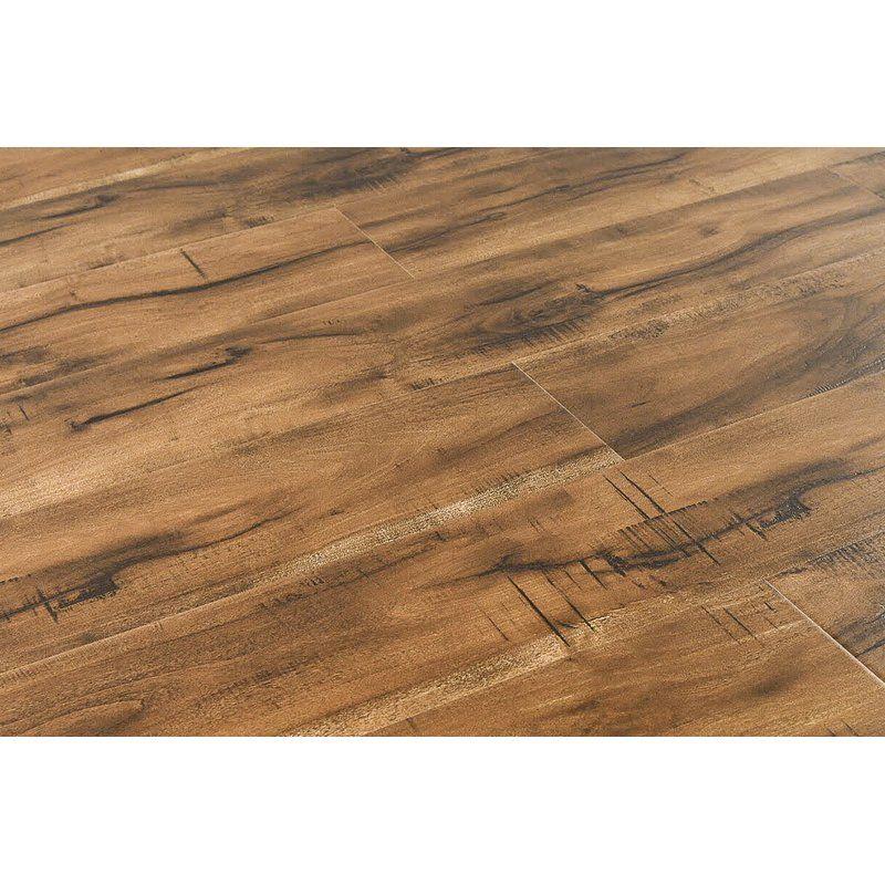 Adonis 6 X 48 X 12mm Curupy Laminate Flooring Flooring Laminate Flooring Walnut Laminate Flooring