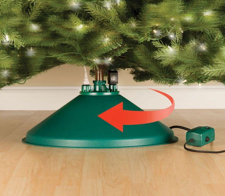 Rotating Christmas Tree Stand Rotating Christmas Tree Stand Rotating Christmas Tree Christmas Tree Stand