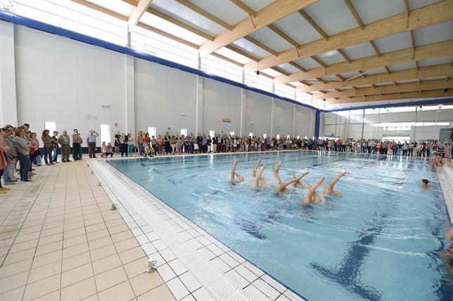 Complejo deportivo de tamaraceite las palmas gran canaria canarias public pools water parks - Piscina las palmas de gran canaria ...