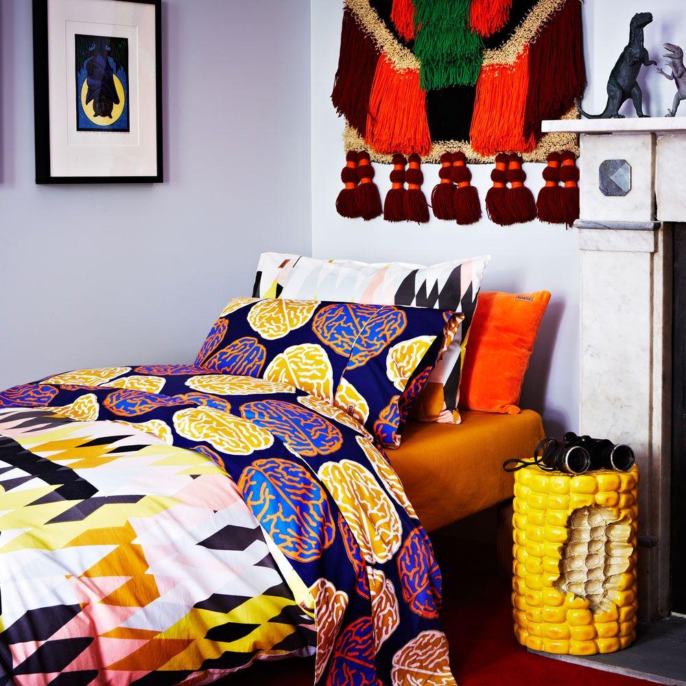 Kip & Co Croc Pillowcase Set in Desert