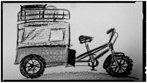 Quick sketch, Cycles Maximus