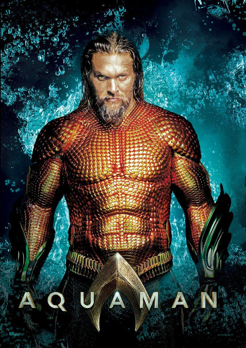 More Promo art of the  Aquaman movie  4bb498a51205