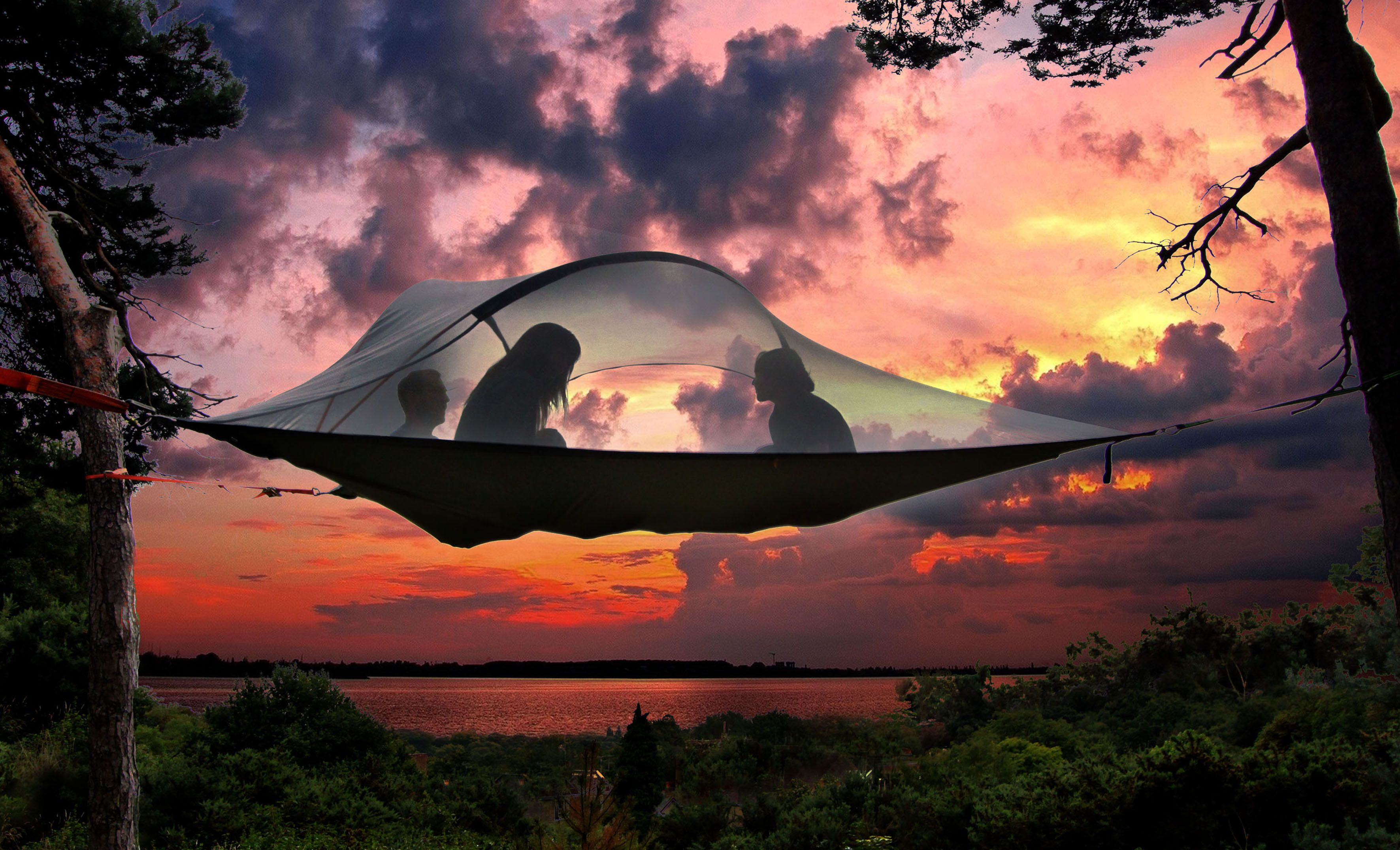 welcome community places tent camping to hammock tentsile