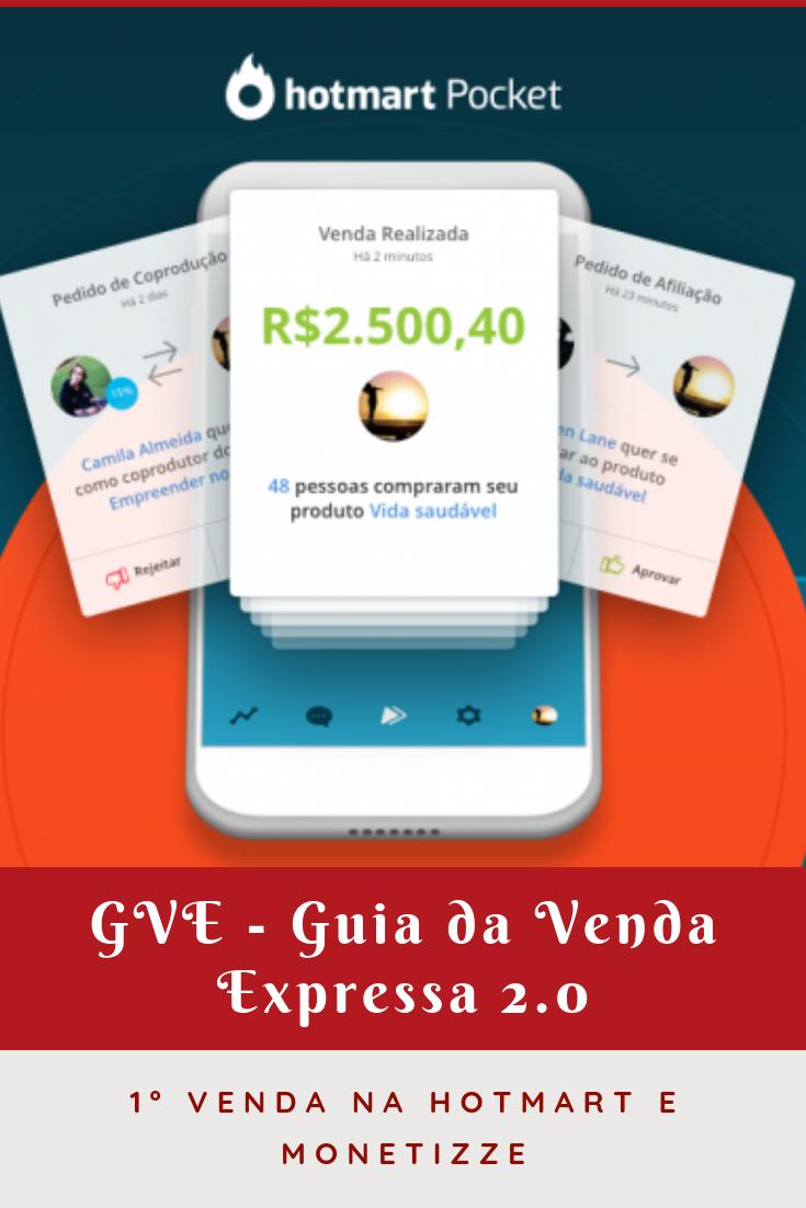 f5b9b5ea19d933 Guia da Venda Expressa 2.0 | Vendas Online | Ganhar dinheiro online ...