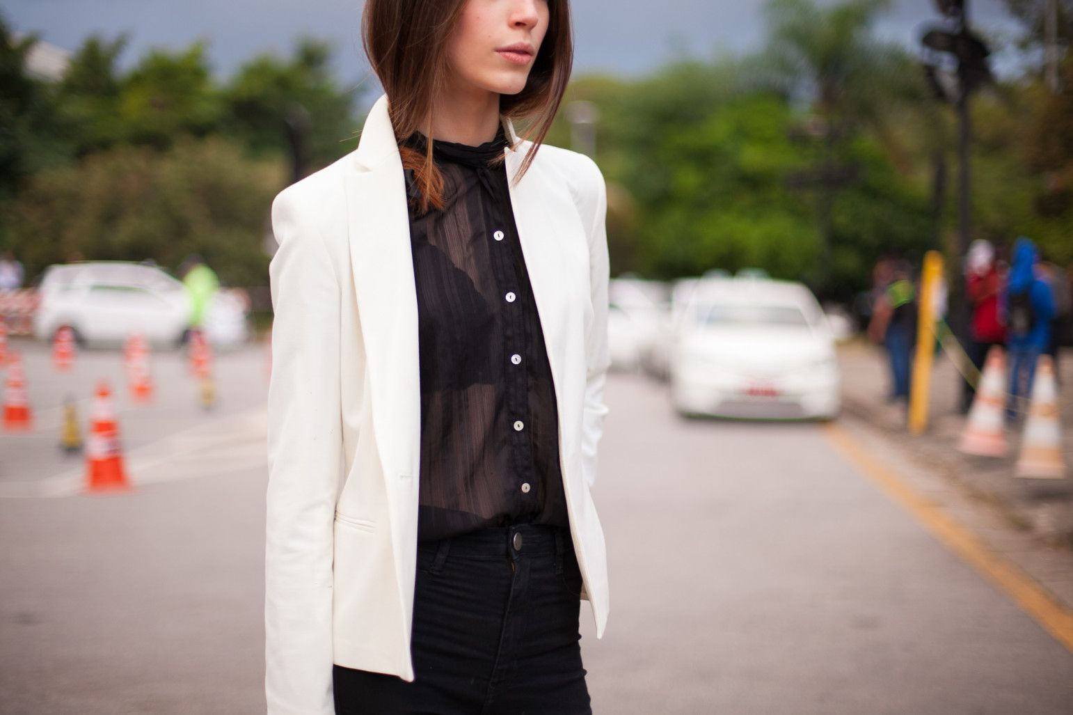 It's All About the Outerwear at São Paulo Fashion Week - São Paulo Street Style-Wmag