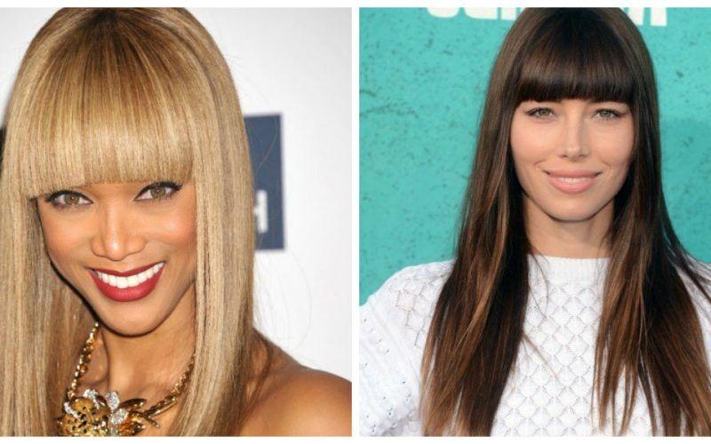 mittlere haare mit pony 2019   hairstyling for women (mit