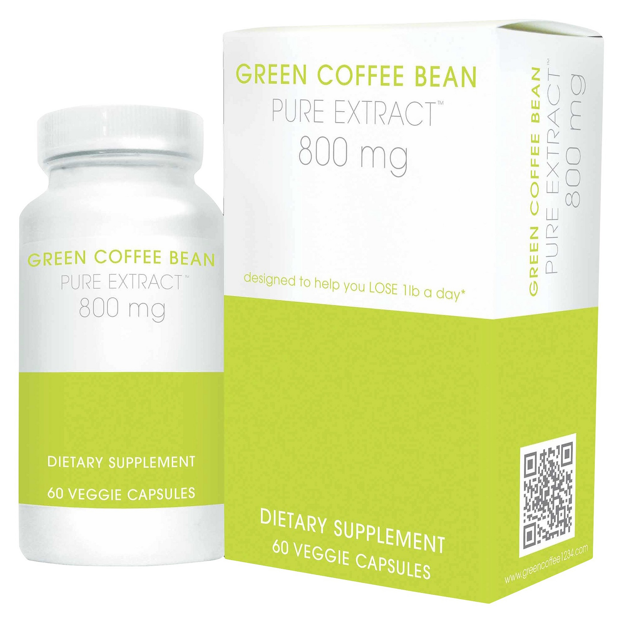 Creative Bioscience Green Coffee Bean Dietary Supplement
