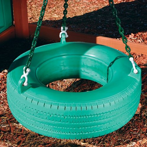 Gorilla Playsets Commercial Grade Tire Swing Swings At Hayneedle