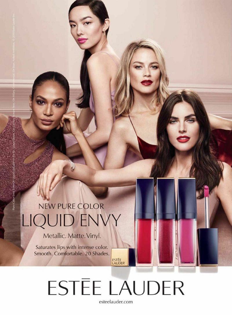 Models: Hilary Rhoda (IMG), Carolyn Murphy (IMG) & Sun Fei