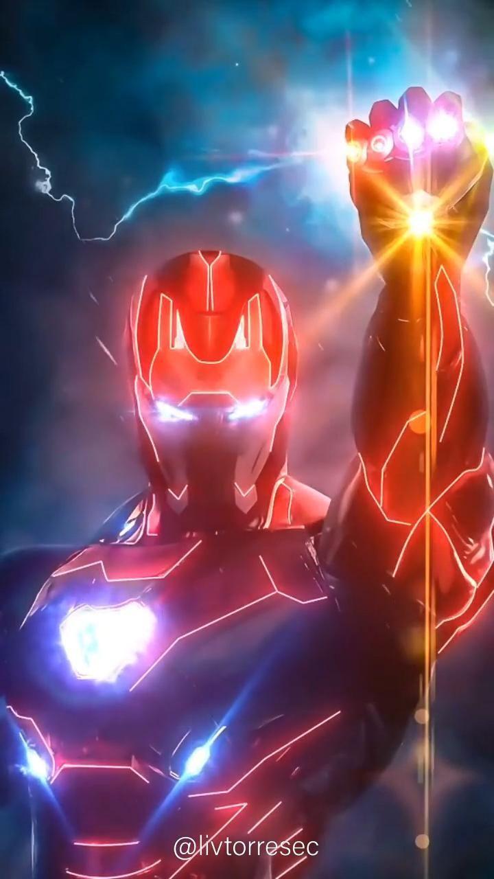 IRON MAN | MARVEL ANIMATION LIVE WALLPAPER | 3D [Video] | Iron man wallpaper, Avengers wallpaper, Marvel animation