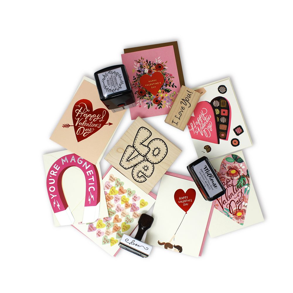 Personalized Wedding Rubber Stamps Happy Lover Valentines Gift Sweetheart Design Office Stamper