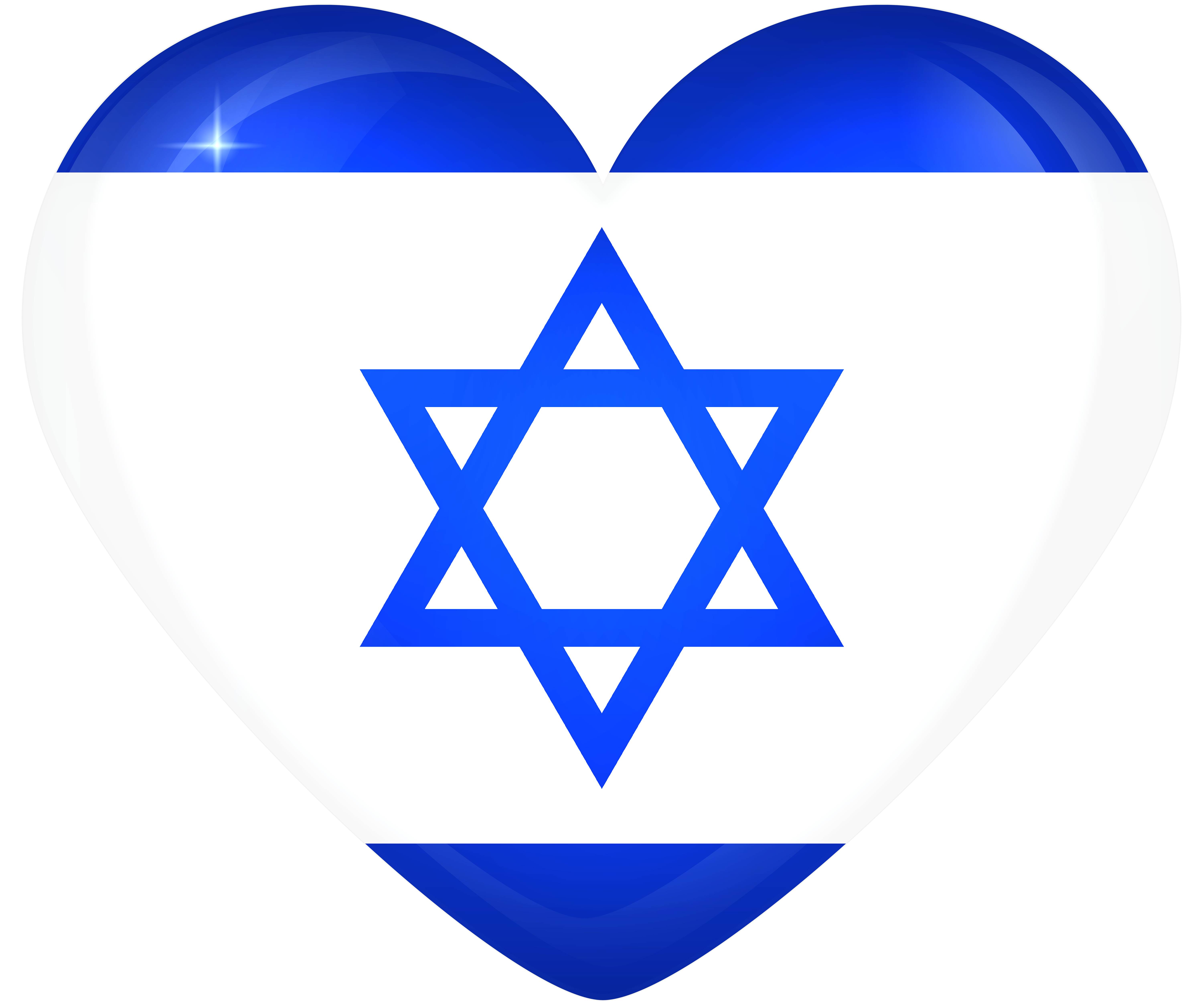 Israel Large Heart Flag Gallery Yopriceville High Quality Images And Transparent Png Free Clipart Flag Free Clip Art National Flag