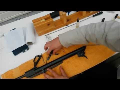 Air Rifle Trigger Assembly Job of Hatsan 90 Break Barrel Air Rifles