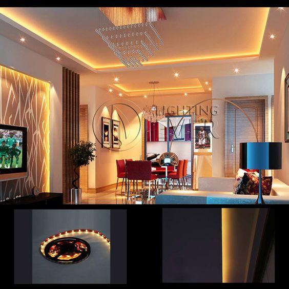 wie einen flexiblen led streifen auszuw hlen led band pinterest led led streifen und led. Black Bedroom Furniture Sets. Home Design Ideas