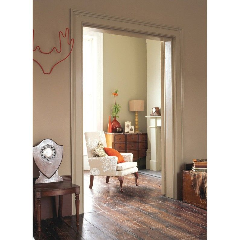 plus récent 367ae 7600a Peinture gazelle satin DULUX VALENTINE Crème de couleur 2.5 ...