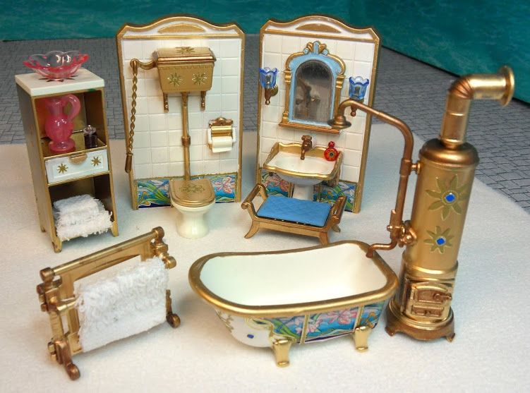 Playmobil Wohnzimmer ~ Playmobil by emma j victorian christmas living room dolls house
