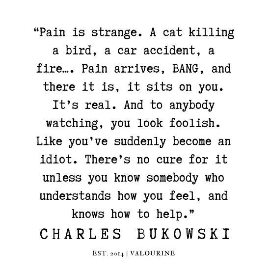 Poemas De Charles Bukowski Sobre El Amor 48 Charles Bukowski Quotes 190630 Poster Citas De Libros