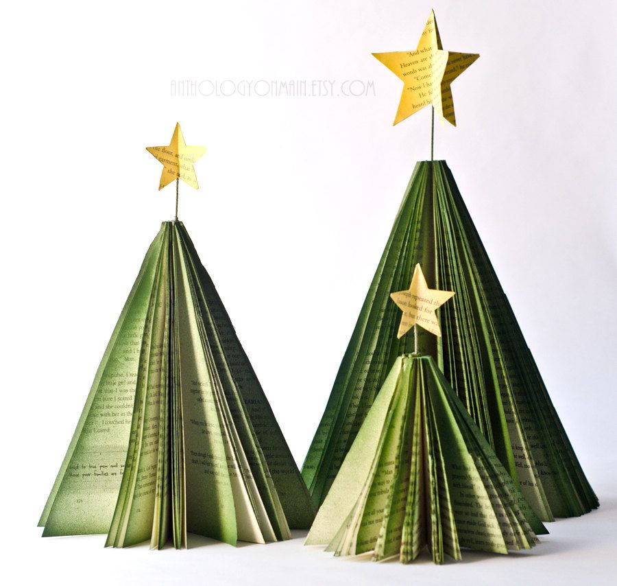 Christmas Tree Books Christmas ! Pinterest Christmas tree