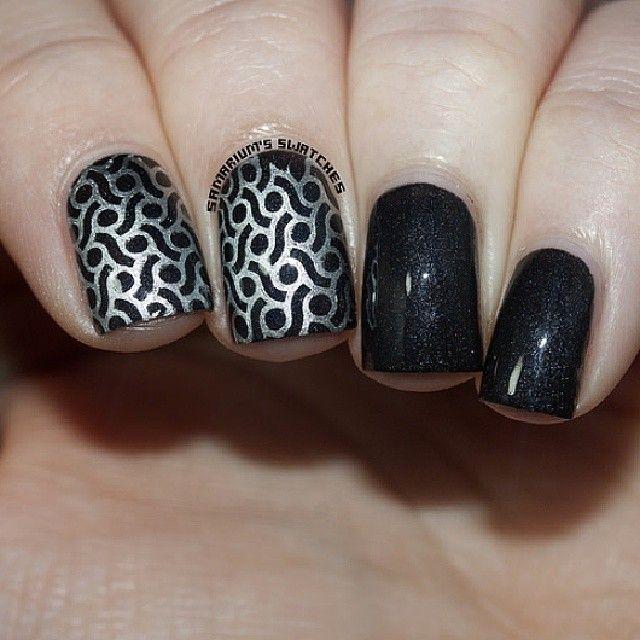 Nail Art Dan Extension Kuku: Instagram Photo By Samariumsswatches #nail #nails #nailart