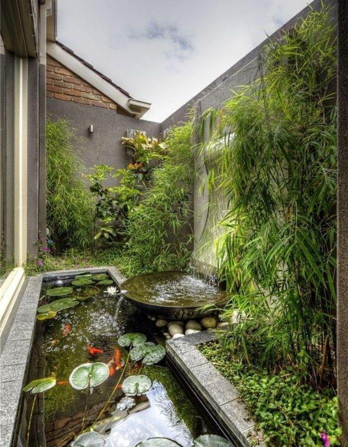 22++ Jardin japonais petite cour ideas