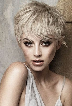 Short Funky Hairstyles Magnificent Short Funky Hairstyles  Şero  Pinterest  Funky Hairstyles Short
