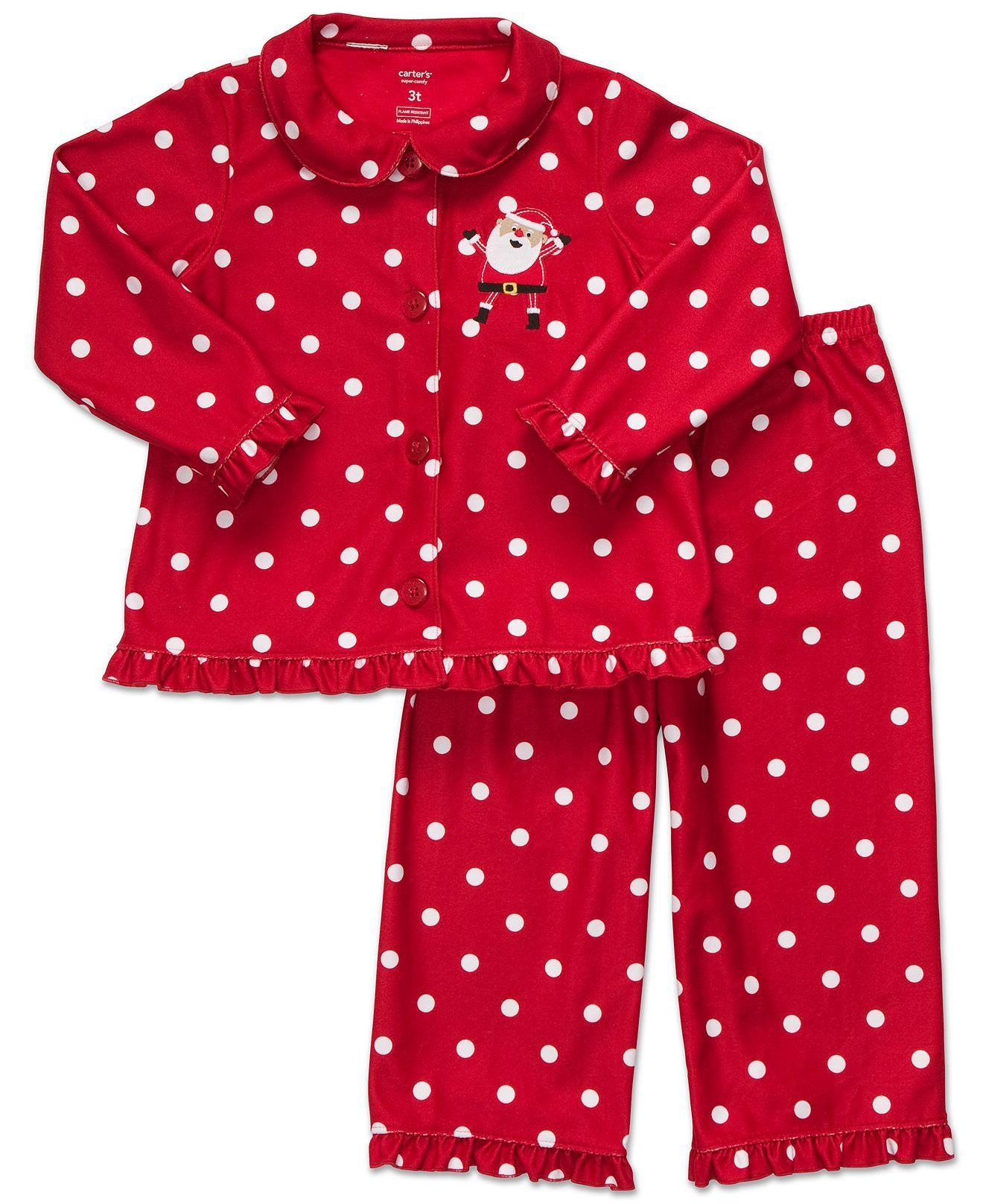 Carters Kids Pajama Set 34a8c6f7e