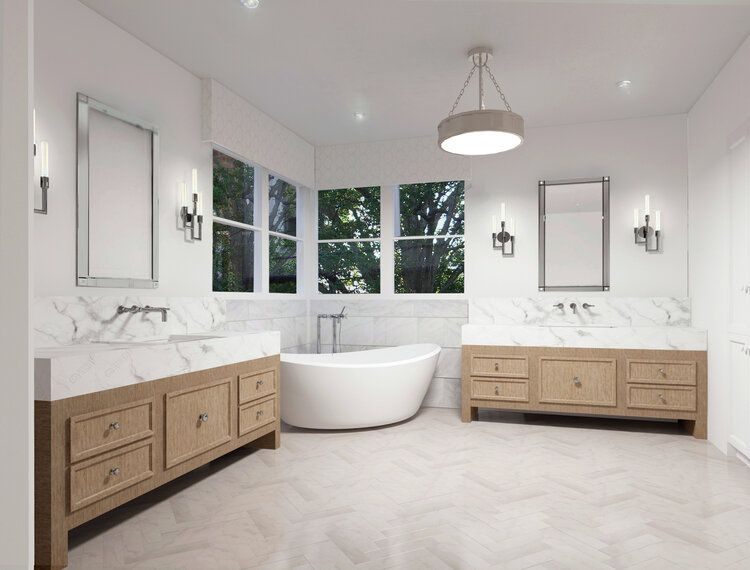 Bathroom Design Guide How This Project Checklist Can Help Your Next Remodel Designed In 2020 Bathroom Design Guide Bathroom Design Master Bath Design