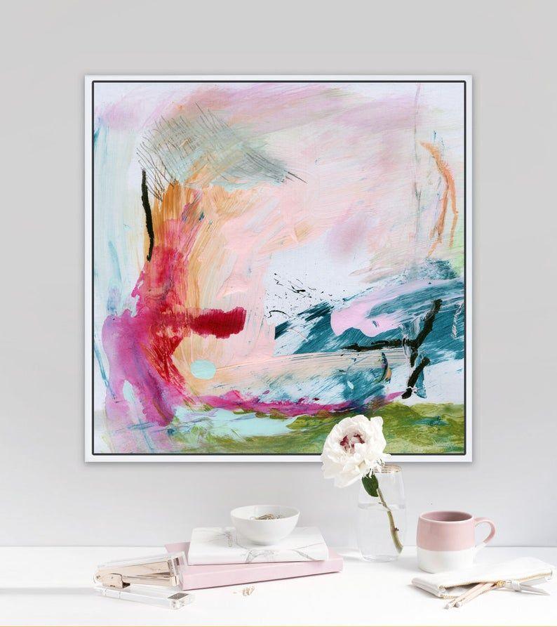 Printable Abstract Art Minimalist Modern Art Pink Art Etsy In 2020 Abstract Painting Pink Abstract Art Pink Abstract Painting