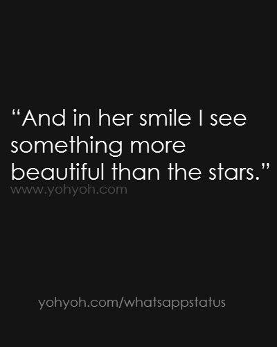 Stars Whatsapp Whatsappstatus Stars Her Smile