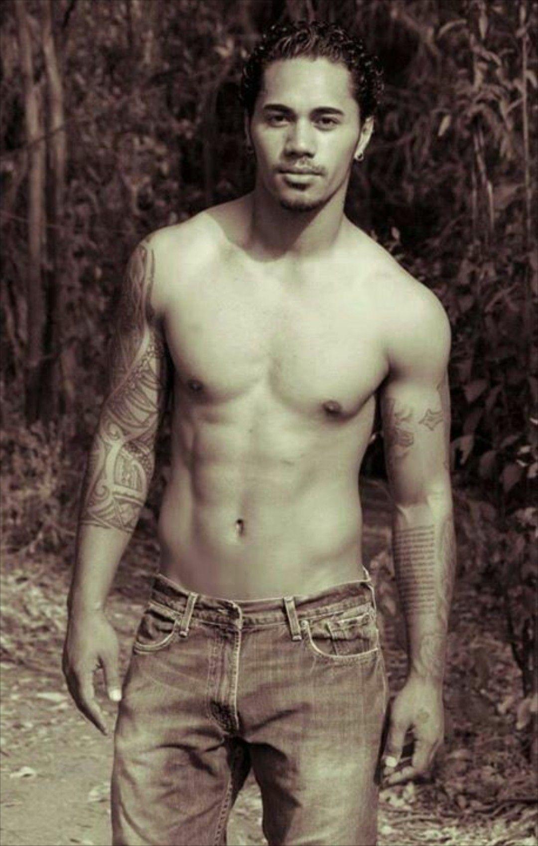Tongan | Polynesian men, Handsome men, Country men