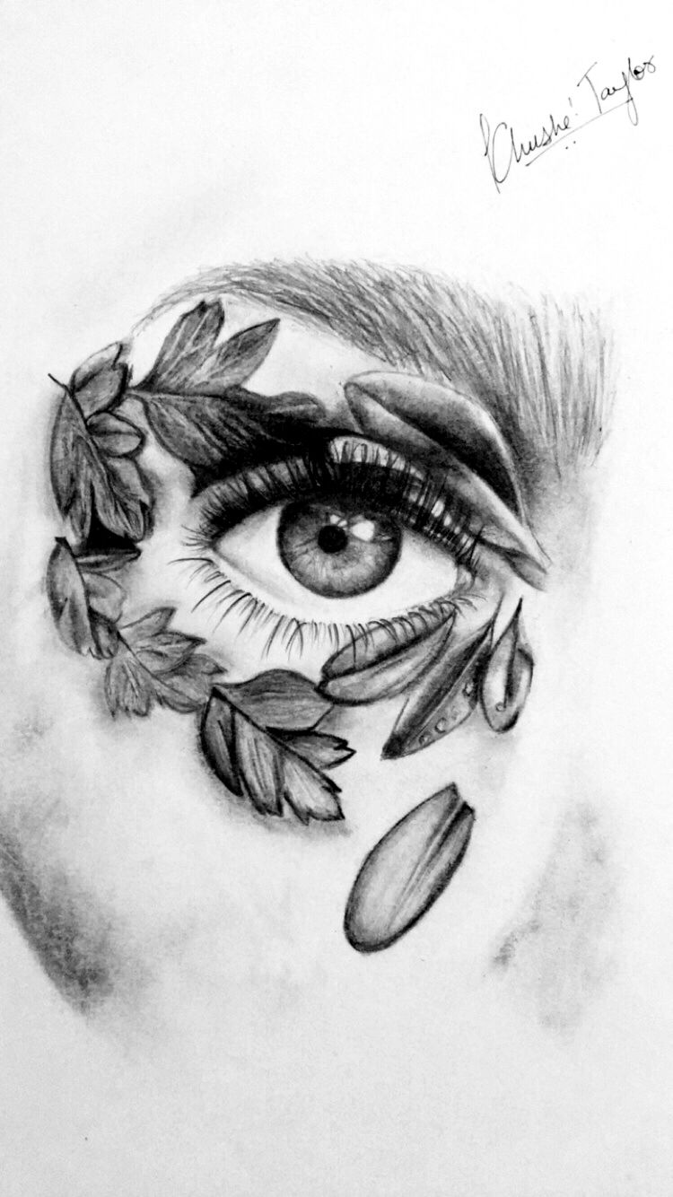 Pin by Khushé Taylor on Art Amazing drawings, Anime eyes